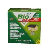Activator Enzimatic pentru microstatii, 650g, Bio Max