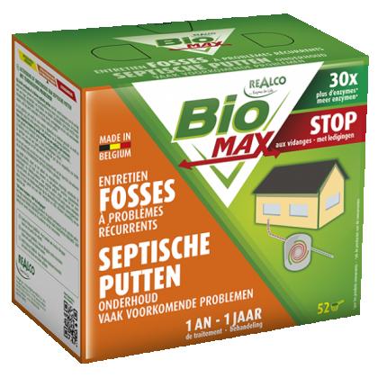 Reactivator Enzimatic 1 an, 1.3kg, Bio Max