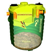 Fosa septica ecologica 10-14 persoane ECOIMO 10, Eco Vera